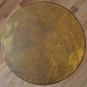 Buffalo Rawhide Drum